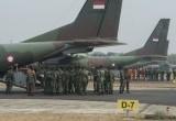 Upaya Penanggulangan Bencana Asap oleh TNI