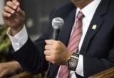 'Penampakan' Jam Tangan Mewah Ratusan Juta Milik Fadli Zon