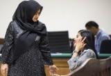 2 Wanita di Persidangan Syamsir Yusfan