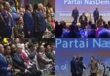 Jokowi Hadiri Pembukaan Rakernas Partai Nasdem