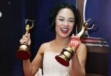 Kebahagiaan Andien Raih Piala AMI Awards 2015