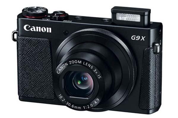 Selain PowerShot G5X, Canon Juga RIlis PowerShot G9X