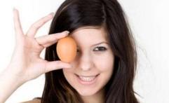 Cara Alami Membasmi Komedo dengan Putih Telur