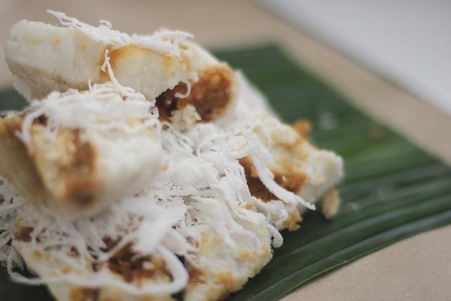 Kue Dongkal Jajanan Tradisional Khas Betawi Yang Mulai Tergerus