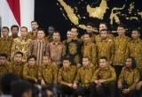 Silaturahmi Peserta Piala Presiden Bersama Jokowi