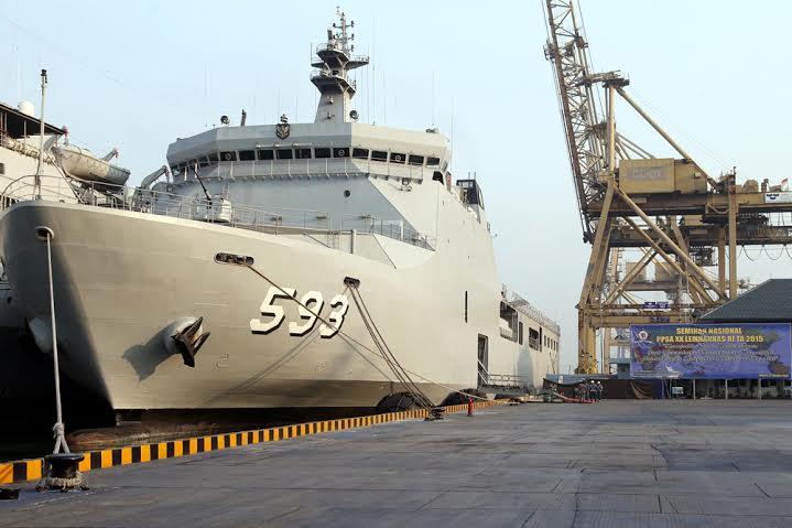 KRI Banda Aceh-593, Kapal Perang Buatan Indonesia