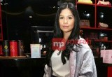 Pesona Cantik Annisa Pohan dalam Fashion Show Batik Alleira