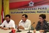 Potret Keakraban Dua Kubu Partai Golkar