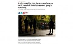 2 Pengungsi Suriah Dikeroyok Sekelompok Orang Bertopeng