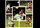Aksi Lapangan PSM vs Surabaya United