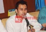 Konferensi Pers Raffi Ahmad di Kantor PWI Pusat