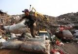 Gunung Sampah di TPA Bantar Gebang