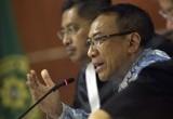 Suasana Sidang Terdakwa Korupsi dan Pemerasan Jero Wacik
