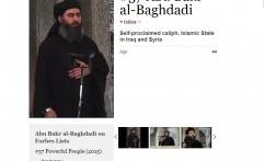 Pemimpin ISIS Jadi Tokoh Paling Berpengaruh di Dunia