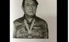 Gelar Pahlawan Nasional untuk Moehammad Jasin