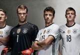 Jerman Luncurkan Jersey Home Terbaru Euro 2016