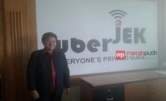 CEO UberJek: Larangan Kemenhub Salah Sasaran