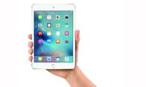 Layar iPad Mini 4 Saingi iPad Pro