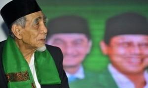 Untuk Kedua Kalinya Mbah Moen Doakan Jokowi