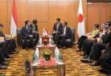 Pertemuan Bilateral Indonesia di KTT ASEAN