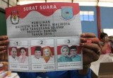 Pilkada Tangsel belum Mulai, Surat Suara Airin Sudah Dicoblos