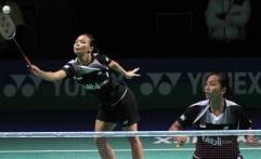 Sengit, Della/Rosyita Melenggang ke Perempatfinal