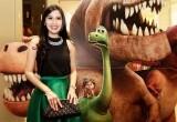 Keseruan Nonton Bareng film 'The Good Dinosaur'