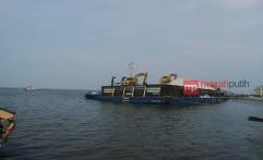 Reklamasi Teluk Jakarta Dihentikan