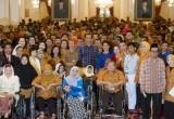Peringatan Hari Disabilitas Internasional di Istana Negara