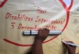 Peringatan Hari Disabilitas di Berbagai Kota