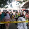 Dua Remaja dalam Mobil Tewas Tertabrak Kereta