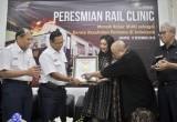 Peluncuran Kereta Klinik Kesehatan