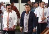 Jusuf Kalla Hadiri Puncak Peringatan Hari Nusantara ke-15