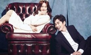 Go Ara Suka Saat Ciuman dengan Yoo Seung Ho