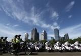 Puluhan Ribu Polisi dan TNI Disiagakan untuk Pengamanan Natal dan Tahun Baru