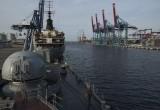 Kedatangan Kapal Perang Rusia Destroyer 'Bystriy'