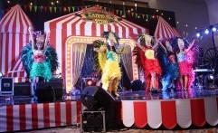 Carnival Vaganza Meriahkan Tahun Baru di Pesona Alam Resort, Puncak