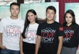 "Keseruan Syuting Film ""London Love Story"""