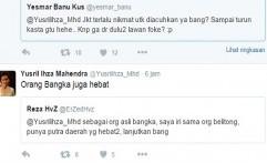 Tantang Ahok di Pilkada DKI Jakarta, Yusril Jadi Perbincangan Netizen
