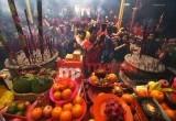 Suasana Perayaan Imlek di Petak Sembilan dan Glodok