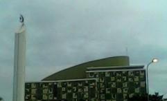 Uniknya Masjid Asmaul Husna Hasil Desain Ridwan Kamil