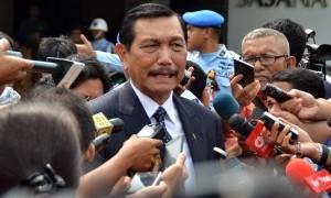 Luhut Pastikan Pertemuan IMF Tetap di Bali