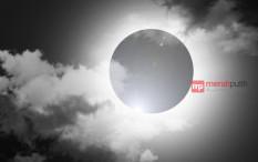 Gerhana Matahari, Kemenag Imbau Daerah Aman COVID-19 Gelar Salat Kusuf