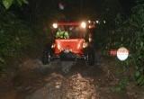 Jungle Offroad dengan Fin Komodo JSI Resort