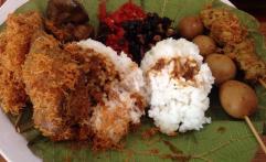 Nasi Jamblang Ibu Nur, dari Warung Pinggiran Jadi Restoran Pejabat