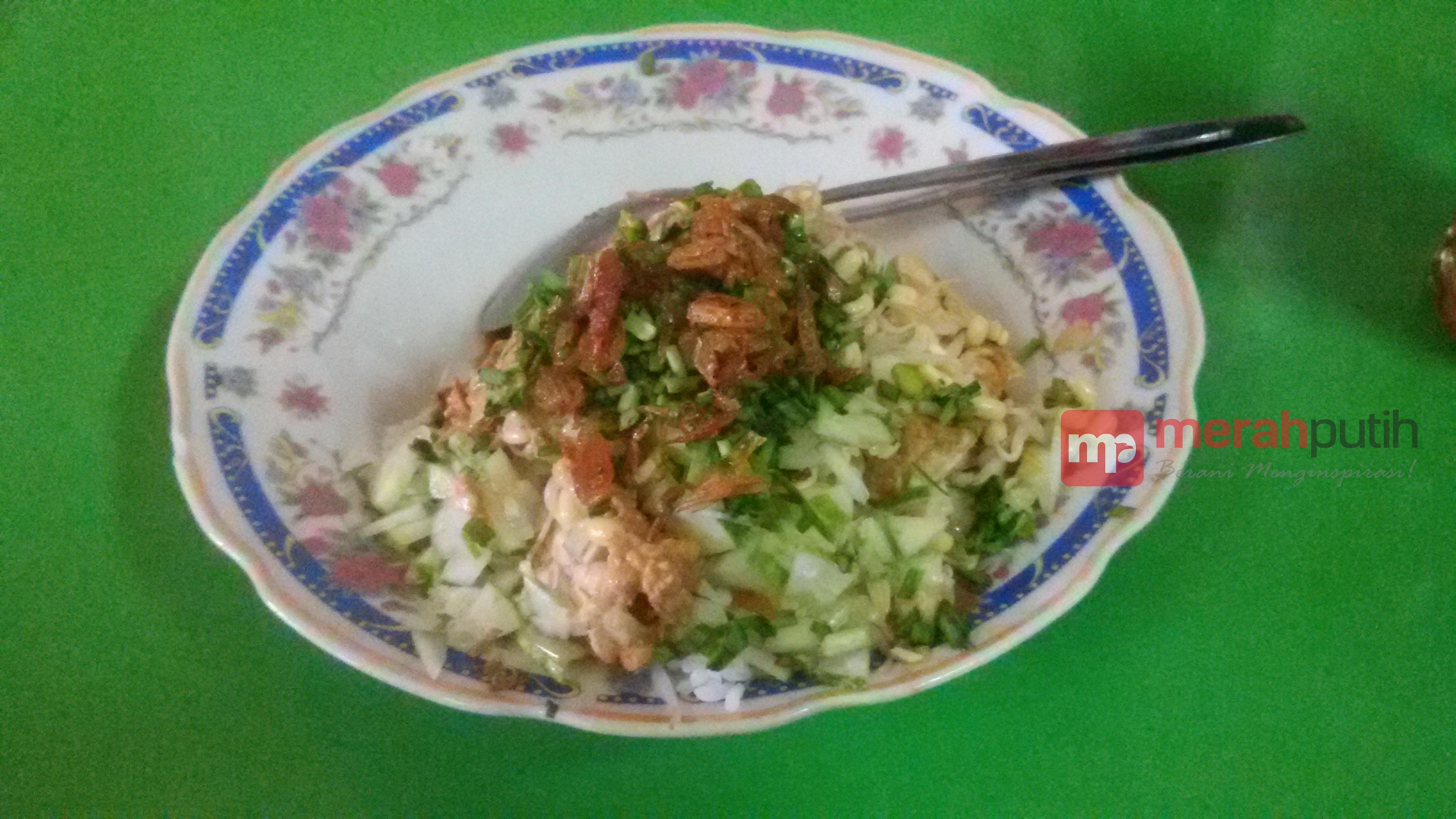 Nasi Lengko, Makanan Khas Rakyat Cirebon