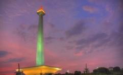 Pesona Kota Jakarta  Ampuh Pikat Wisatawan