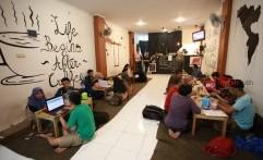 Warung Nyender, Tempat Nongkrong Paling Hits di Tangsel