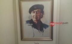 Magis Lirikan dalam Lukisan Basoeki Abdullah