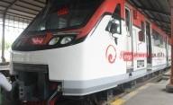 Kereta Api LNG Mulai Beroperasi April 2018